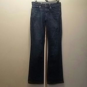 Gap 1969 Sexy Boot cut jeans size 25/0r